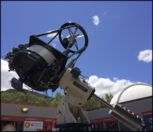 Telescopes-CCD